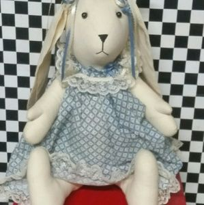 Other - Large handmade bunny